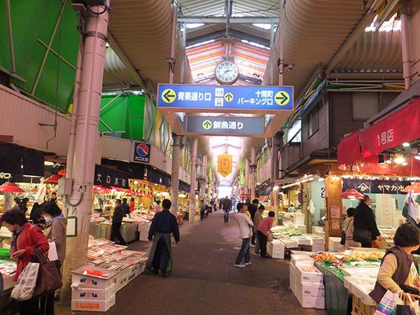 加賀・近江町市場