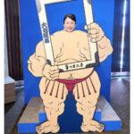 着物で大相撲展
